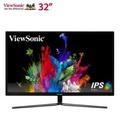 ViewSonic優派VX3211-2K-MHD 32吋2K液晶螢幕【2560x1440/IPS/D-SUB/HDMI/DP/內建喇叭/三年保固一年無亮點】