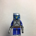 Lego Star Wars Jango Fett from 7153