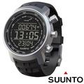 【Suunto Elementum】TERRA 登山釣魚計時錶 攀山系列/黑色橡膠錶帶