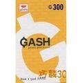 巧麟 - GASH點數卡橘子點卡300點 捷遊卡銷售中心 樂點卡 線上遊戲點數卡 e-mail收卡免運費 可紅利扣抵