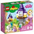 【樂GO】 LEGO 樂高 DUPLO 10878 長髮公主的創意塔 全新 原廠正版