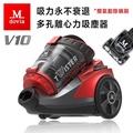 【Mdovia】最新第十六代Dual V10雙層雙錐 吸力永不衰退吸塵器 紅