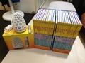 (免運) 近新 孩子的第一套學習文庫 全套25本+ Walter機 點讀筆,有聲書,英文學習