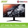 """Acer KG271 27"""" FHD TN Monitor (VGA+HDMI+Audio Out) - UM.HX1SG.004"""