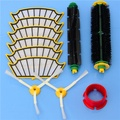 11pcs Vacuum Cleaner Accessories Kit Filters and Brushes for iRobot Roomba 500 Series