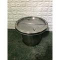 白鐵煮麵桶 高湯桶 白鐵桶 大湯桶 茶桶 單層茶桶 泡酒桶 A893-予新傢俱