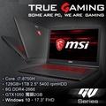 免運費 MSI 微星 GV72 8RC-078TW 17.3吋 i7-8750H 電競筆電 GV72 8RC 078TW