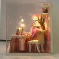 玻璃屋系列-浪漫的邂逅                              透明壓克力板