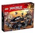 LEGO 樂高 NINJAGO 旋風忍者 - LT70654 獵龍戰車