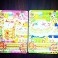 Aikatsu 偶像學園 台版卡片 有栖川乙女 閃卡 活動 熱帶水果系列 衣+裙 全新 PR002 PR003 不拆賣