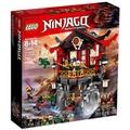 樂高積木 LEGO《 LT70643 》 NINJAGO 旋風忍者系列 - 復活神殿