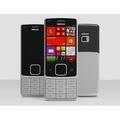 NOKIA 6300 โทรศัพท์มือถือ จอ 2.8 นิ้ว   ใส่ได้ทุกเครือข่าย AIS ,DTAC ,TRUE