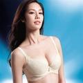 摩奇X-挺魔力胸罩D-F罩杯內衣(珍珠白)