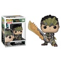 Funko POP!系列 Q版 魔物獵人 Monster Hunter Hunter 獵人
