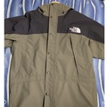 The North Face Mountain Light Jacket XL號 軍綠 NP11834