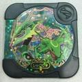 《可刷》神奇寶貝 TRETTA 方形卡匣 台版第六彈 黑卡 傳說級別 列空座(列空座) 龍系寶貝 超進化 美品可刷