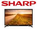 """SHARP LC-32LE280X 32"""" HD READY LED TV"""