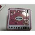 SARDiNE沙丁魚_F8_限量版粉紅色方盒_藍牙耳機