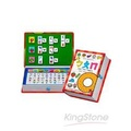 ㄅㄆㄇ-磁性方塊學拼音(盒裝)