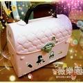 🚚 【薇樂園】二手 | MIMI甜心提包屋~韓國最受歡迎的女孩玩具,手提收納超方便~走到哪兒玩到哪兒