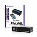 Uptech HS306R 3-Port HDMI2.0 4K切換器