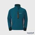 【mont-bell】Crag男款防潑水軟殼外套-寶藍#1106555S寶藍