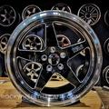 """ล้อแม็กขอบ 17"""" Weld กว้าง 8"""" 5/100 5/114 งาน Master Wheel"""