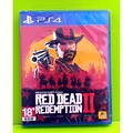 PS4 碧血狂殺2中文版 Red Dead Redemption 2