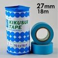 日本菊水 油漆遮蔽膠帶 紙膠帶 (27mmX18M) 條裝/4捲 ~油漆/矽利康/噴漆/鈑金烤漆 皆可適用
