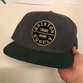 Brixton滑板帽
