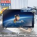 【HERAN 禾聯】43型9H耐撞強化玻璃LED液晶顯示器+視訊盒(HD-43GA5)