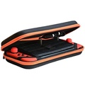 Nintendo Switch Case, Switch Protective Case, Deluxe Travel Carrying Case Nintendo Switch Console & Accessories - Orange - intl
