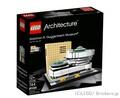Lego基本結構/所羅門·R·guggenhaimu美術館| lego 21035 Brickers