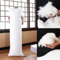 現貨 等身抱枕 枕芯 高級羽絨棉 高彈PP棉 多尺寸可選 150x50 160x50 170x60 180x60