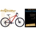 จักรยานเสือภูเขาอินฟินิต infinite talent pro