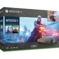 [Game Console Bundle] Xbox One X Edition 1TB Console Gold Rush LE Console Battlefield V