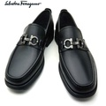 Ferragamo/Salvatore Ferragamo人鞋鞋mokashin DAVID 671792 NERO EE黑色 tstaile