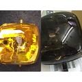 CUXI 舊CUXI 100 大燈組 大燈殼 車頭燈殼 大燈 燈具 黃色 檸檬黃 金黃 勳黑