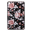 TPU Back Case Cover Tablet Case for Xiaomi Mipad 4 - Rose Version