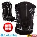 Columbia哥倫比亞-40升防潑水背包-黑色/UUU02400BK)