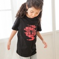 SHIBUDI蜘蛛人上衣T恤親子裝童裝MIT(寶貝)90黑色