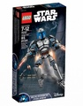 LEGO Star Wars 75107 Star Wars Jango Fett Set New In Box Sealed #75107