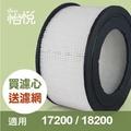 【怡悅HEPA濾心】適用18200/17200機型 再送濾網