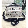 กระเป๋าสะพายข้างแนวสปอร์ต หนังลื่น FILA BH081411