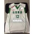 最後瓊斯盃亞錦賽中華隊,SBL第二季野獸【林志傑】台啤12號 主場實戰版簽名球衣(價格可談)