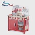荷蘭【New Classic Toys】華麗小主廚木製廚房玩具-11060