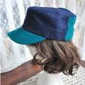 日韓秋冬 男女時尚 棒球帽軍帽平頂帽M30-3色/單售