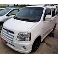 2007年出廠領牌 SUZUKI SOLIO 1.3t 白 只開7萬!有升級渦輪!全車精品加值免整理!