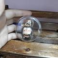 浮世繪 燈籠 扭蛋 轉蛋 盒玩 擬真 圖 有趣 吊飾