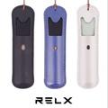 悅刻  RELX  皮套皮繩及煙彈收納盒一組